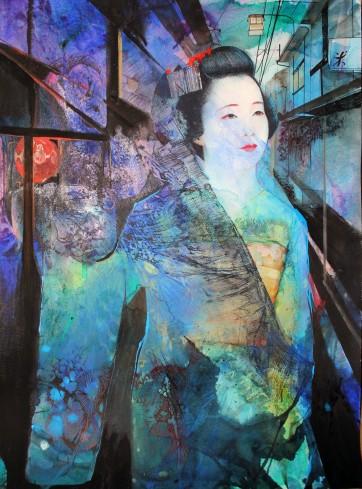 'Maiko, Gion Corner'